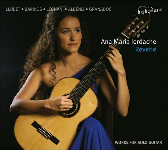 Ana Maria Iordache - Reverie - digipack