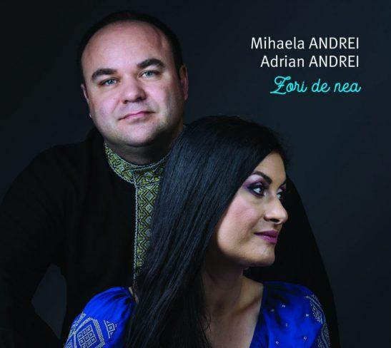 Mihaela si Adrian Andrei - Zori de nea - booklet conv.cdr
