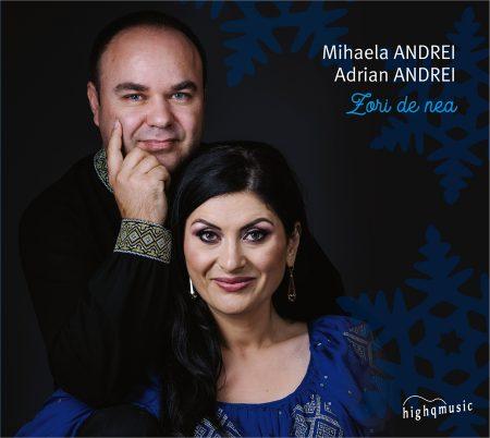 Mihaela si Adrian Andrei - Zori de nea - digipack