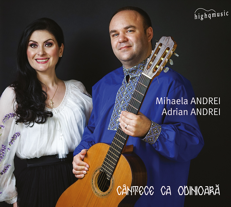 Mihaela si Adrian Andrei - Cantece ca odinioara 2- digipack conv